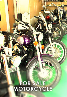 FOR SALE MOTORCYCLE